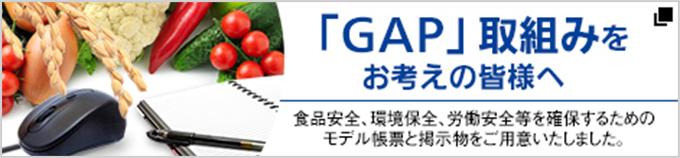 日本GAP協会推奨 JGAP取得のためのモデル帳票集(青果物2010)がダウンロードできます