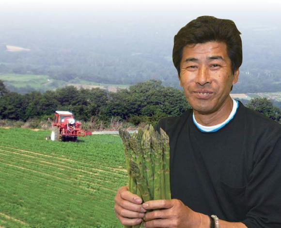 プロ意識とパワクロ農業でつくる高原野菜