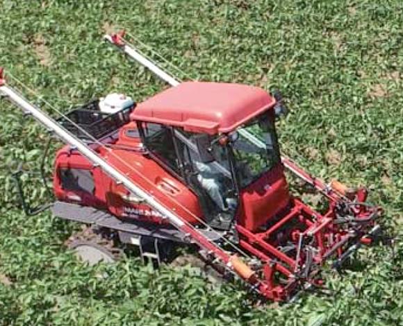 大豆安定生産に欠かせない除草技術