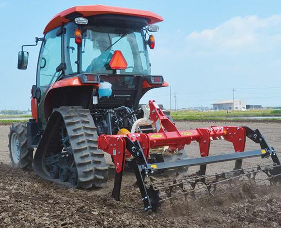 野菜作の機械化提案