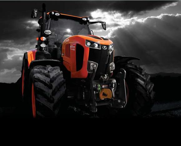 高い作業性・快適性で大活躍!最大170馬力の「M7シリーズ」