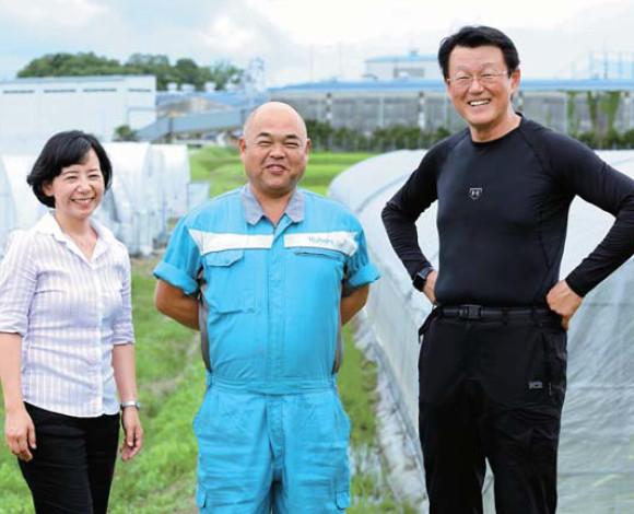 農業の未来を語る特別対談「業務用野菜作りに見る ービジネスとしての日本の農業ー」