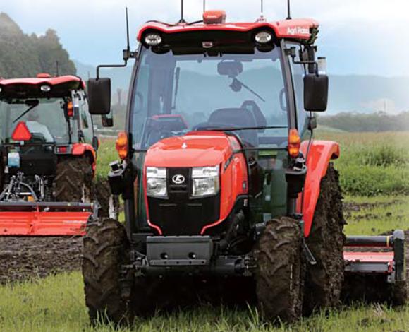 自動運転農機「アグリロボトラクタ」の魅力