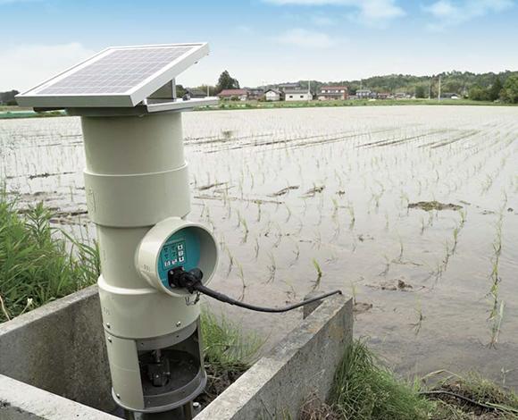 圃場水管理システムWATARAS(ワタラス)