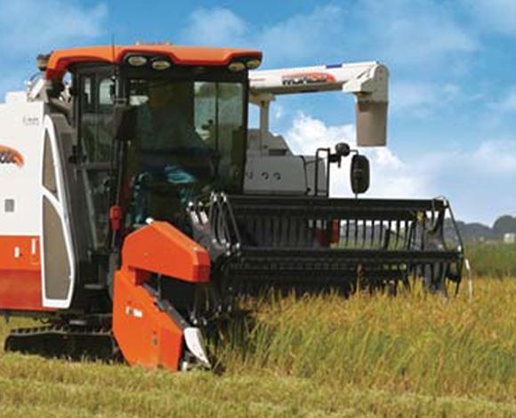 農業機械の汎用利用で 生産費削減