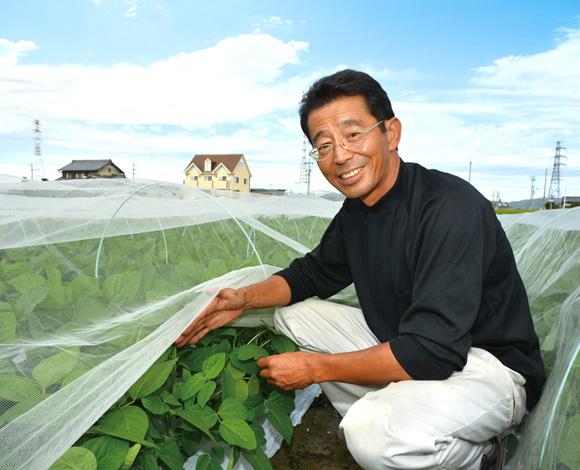 野菜生産の機械化と、農地の効率的な利用で生産性の向上を追求!