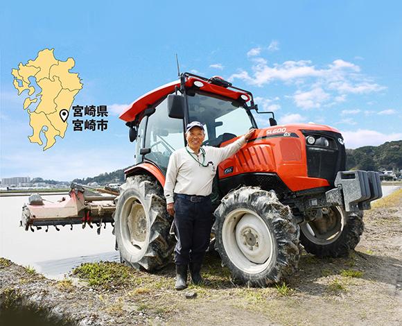 これからの農業に、GSトラクタ『Slugger GS』が必要だ!