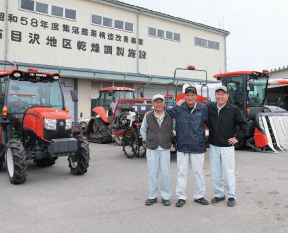 クボタとともに挑戦する「農業の未来」。