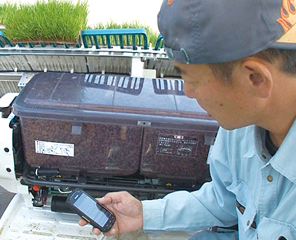 KSAS有効活用実例続々!ほ場管理に作業指示、栽培管理に大活躍!