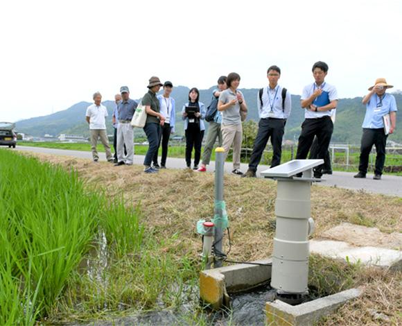 【クボタ ソリューションレポート No.39】全国農業システム化研究会~ICTを活用した水稲の水管理作業の省力化と収量・品質の向上~